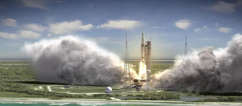 Raketenstart - Weiterentwicklung des Google Betriebssystems Fuchsia